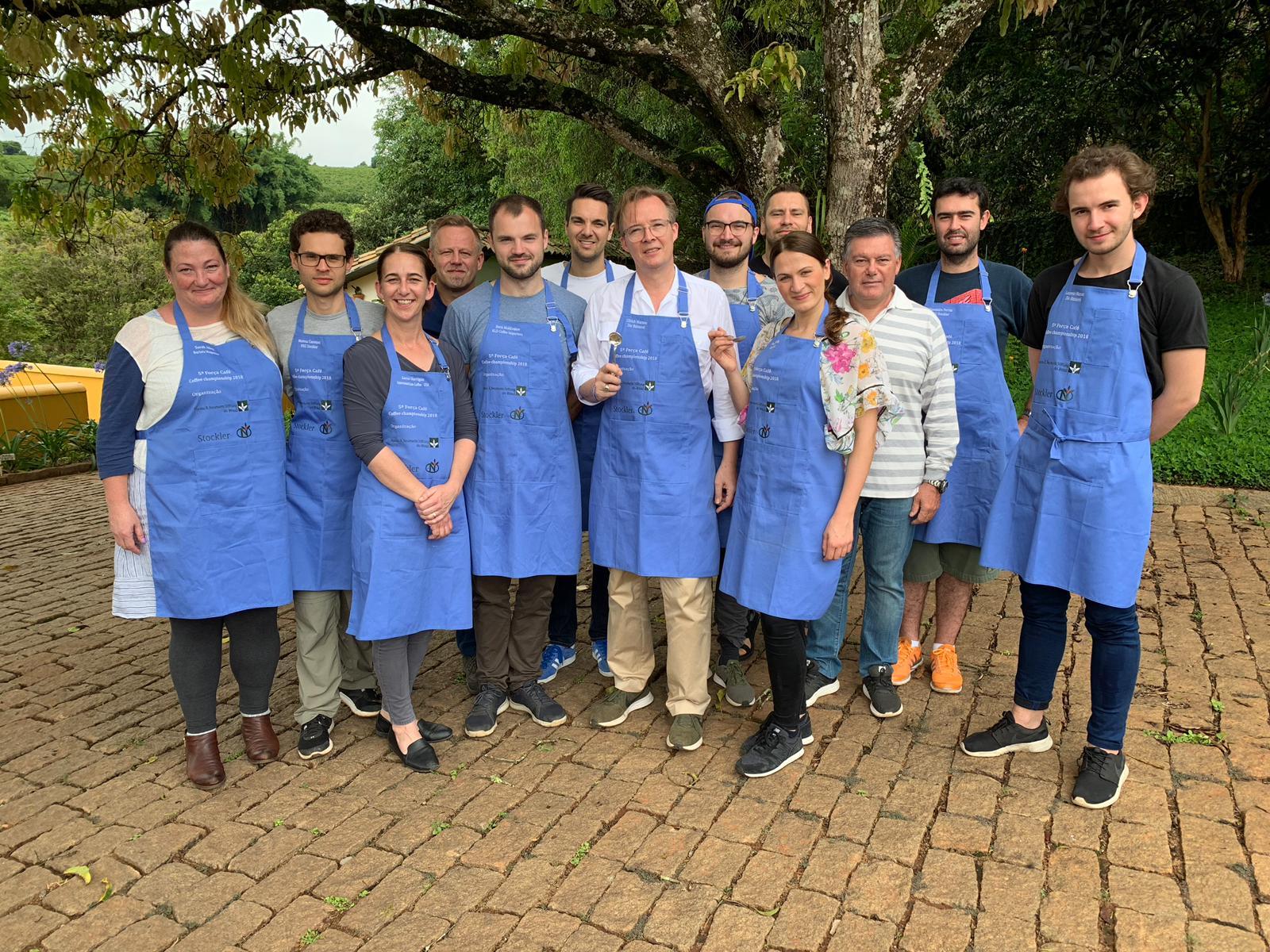 """Região das Matas de Minas, grande vencedora do 5th """"Força Café"""" Coffee Championship 2018"""